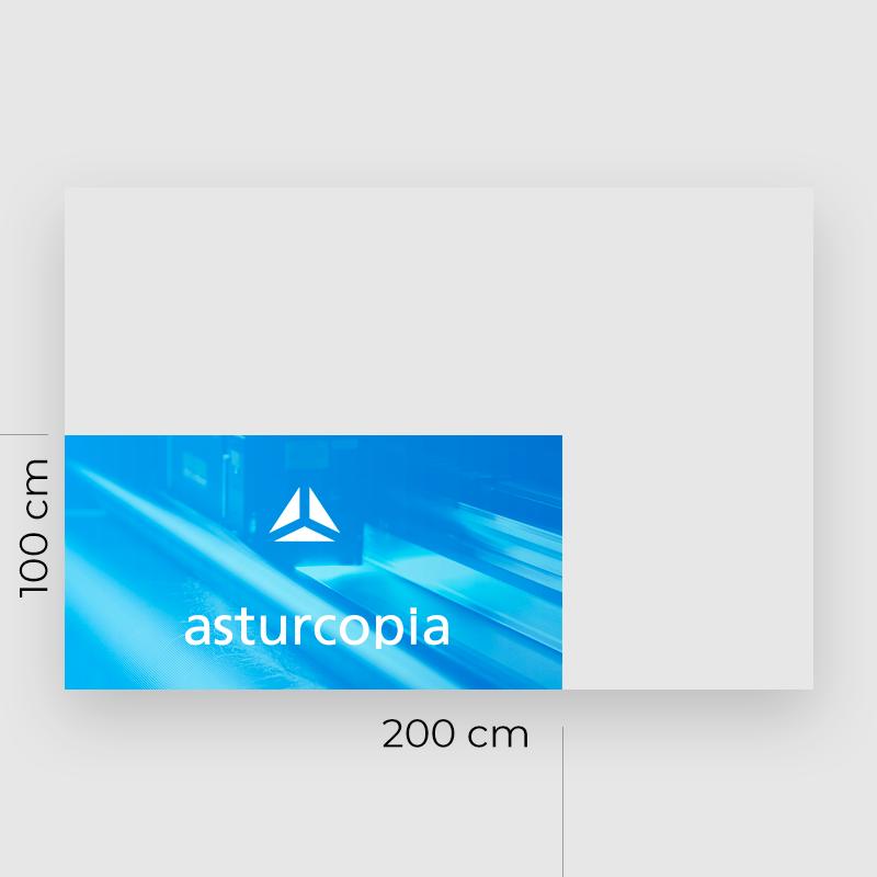 100x200 rigido