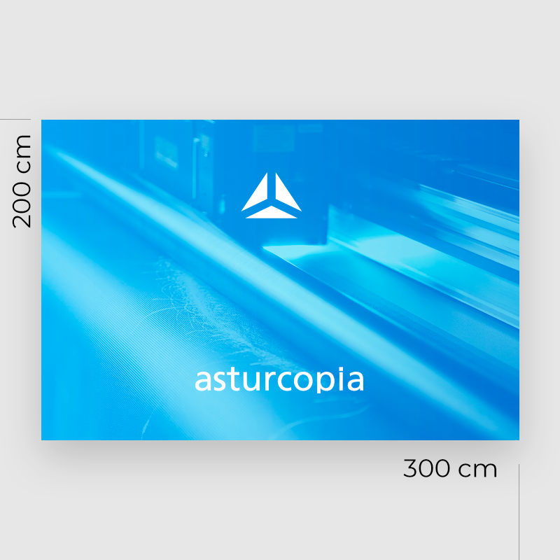 200X300 rigido