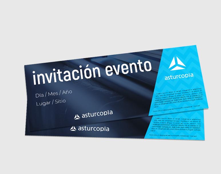 invitacion eventos